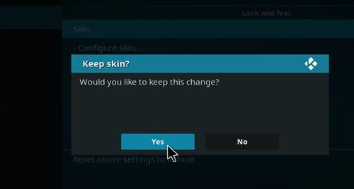 How to change the Skin back to Default Estuary hardnox spook step 5