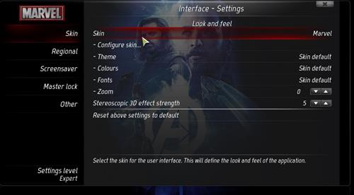 How to change the Skin back to Default Estuary marvel step 3