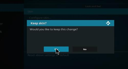 How to change the Skin back to Default Estuary marvel step 5