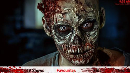 Top Best Working KODI Build List October 2018 zombies pic 3