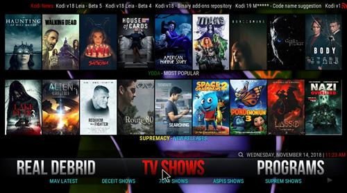 How to Install Breezz RD Kodi Build 18 Leia pic 2