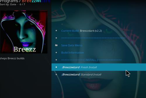 How to Install Breezzdark Kodi Build with Screenshots step 23