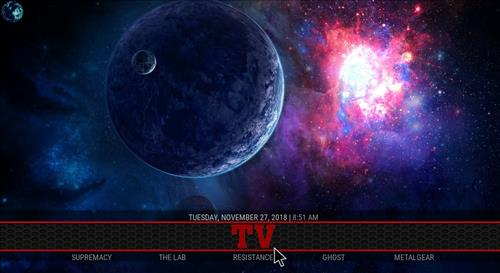 How to Install Cosmic Evolution Kodi Build with Screenshots pic 2