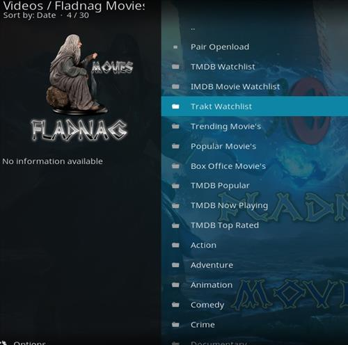 How to Install Fladnag Kodi Add-on with Screenshots pic 2
