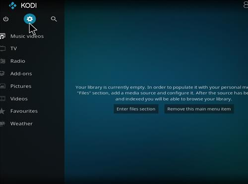 How to Install Fladnag Kodi Add-on with Screenshots step 1