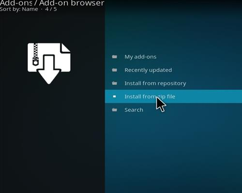 How to Install Fladnag Kodi Add-on with Screenshots step 10