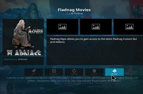 How to Install Fladnag Kodi Add-on with Screenshots step 18