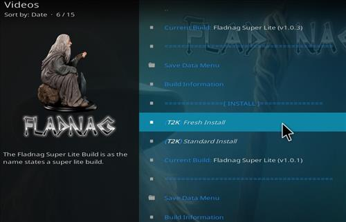 How to Install Fladnag Super Lite Kodi Build with Screenshots step 23