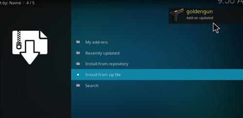 How to Install Ghost Kodi Add-on with Screenshots step 13