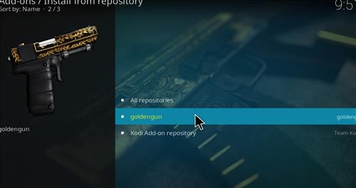 How to Install Ghost Kodi Add-on with Screenshots step 15