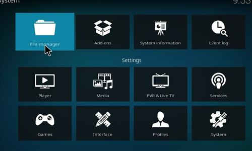 How to Install Insight Kodi 18 Build Leia step 2