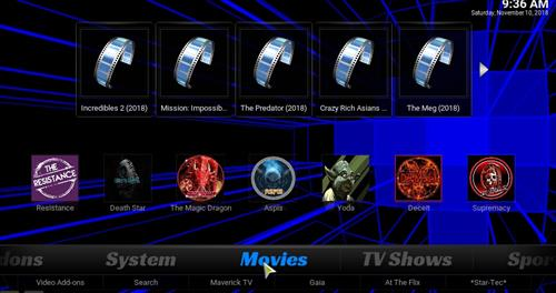 How to Install Slamious 18 Kodi Build Leia pic 1