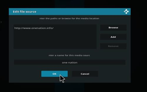 How to Install Slamious 18 Kodi Build Leia step 7
