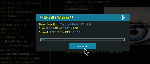 How to Install Tagged Kodi Build with Screenshots step 26