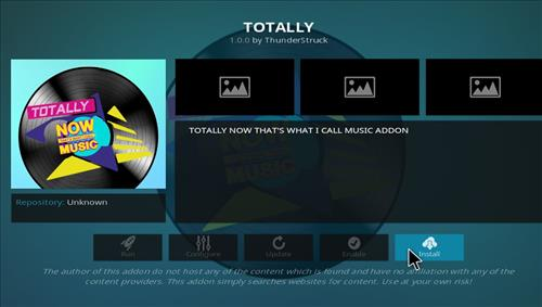How to Install Totally Kodi Add-on with Screenshots step 18