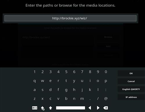 How to Install Vodka Kodi Build Blue Label with Screenshots step 5