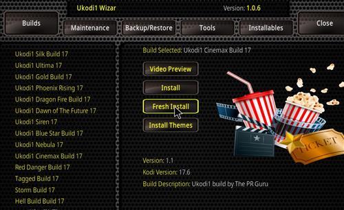 How to Install Cinemax Kodi Build with Screenshots step 24