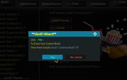 How to Install Cinemax Kodi Build with Screenshots step 25