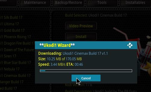 How to Install Cinemax Kodi Build with Screenshots step 26
