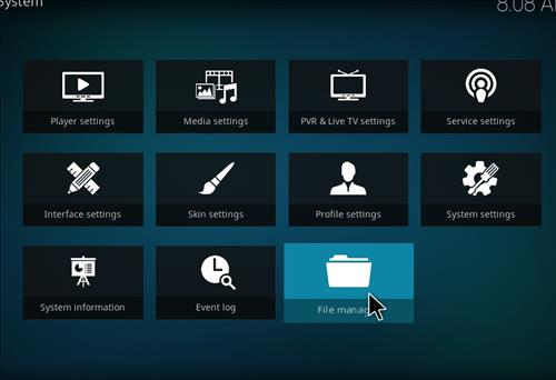 How to Install Death from Above Kodi Add-on with Screenshots step 2