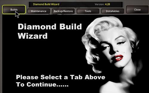How to Install Diamond Kodi Build 18 Leia step 24