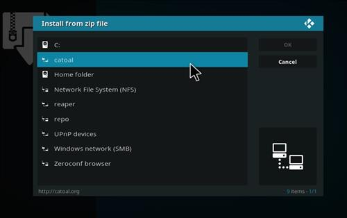 How to Install Firstonetv Kodi Add-on with Screenshots step 11