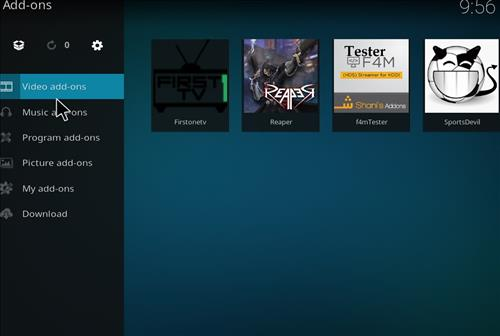 How to Install Firstonetv Kodi Add-on with Screenshots step 16