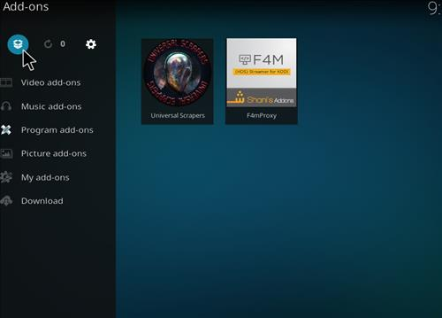 How to Install Firstonetv Kodi Add-on with Screenshots step 9
