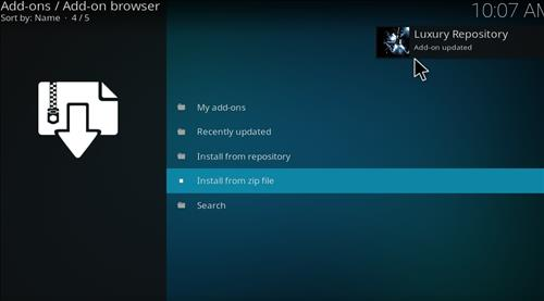 How to Install Limitless Kodi Add-on with Screenshots step 13