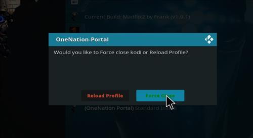 How to Install Madflix2 Kodi 18 Leia Build step 21