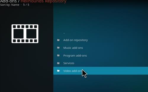 How to Install Metalgear_Zero Kodi Add-on with Screenshots step 16