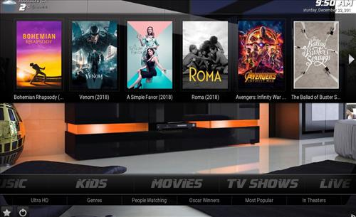 How to Install Nova 4K Kodi Build with Screenshots pic 1