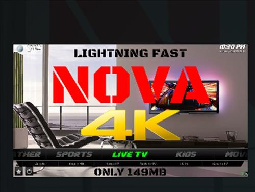 How to Install Nova 4K Kodi Build with Screenshots pic 4