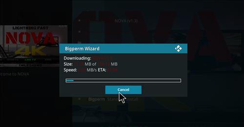 How to Install Nova 4K Kodi Build with Screenshots step 19