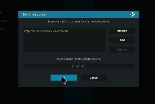 How to Install Nova 4K Kodi Build with Screenshots step 7