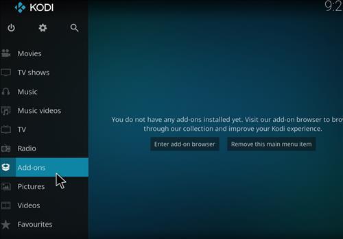 How to Install Nova 4K Kodi Build with Screenshots step 8