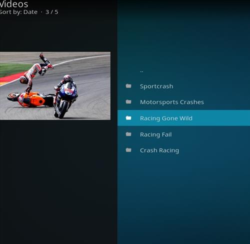 How to Install Race Crash Kodi Add-on with Screenshots pic 2