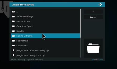 How to Install Race Crash Kodi Add-on with Screenshots step 13