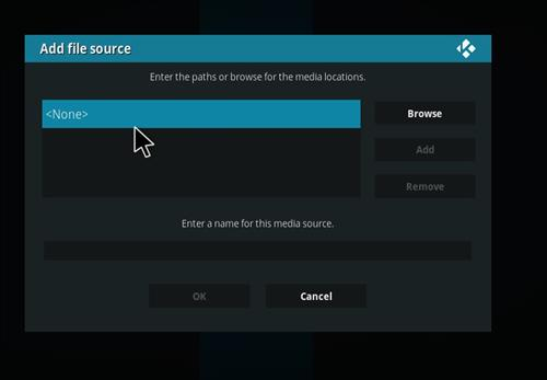 How to Install Reaper Kodi Add-on with Screenshots step 4
