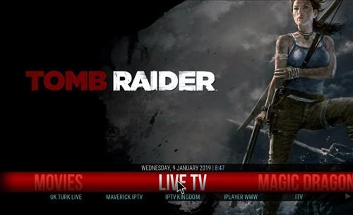 Best Working Kodi 18 Leia Builds tomb raider