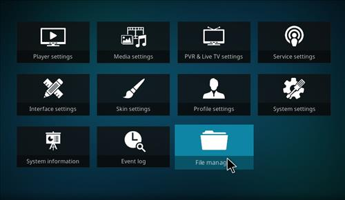 How to Install Impact Kodi Build with Screenshots step 2