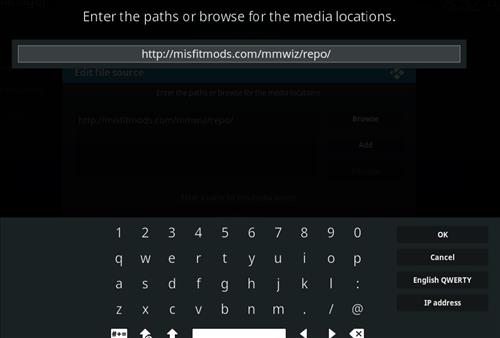 How to Install Impact Kodi Build with Screenshots step 5