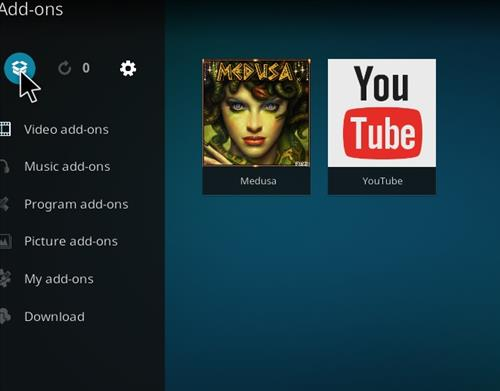 How to Install Medusa Kodi Add-on with Screenshots step 9