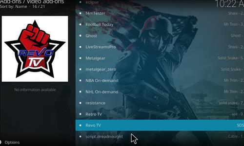 How to Install Revo TV Kodi Add-on with Screenshots step 17