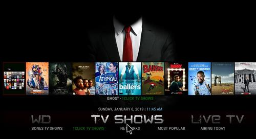How to Install Shadows Kodi Build with Screenshots pic 1