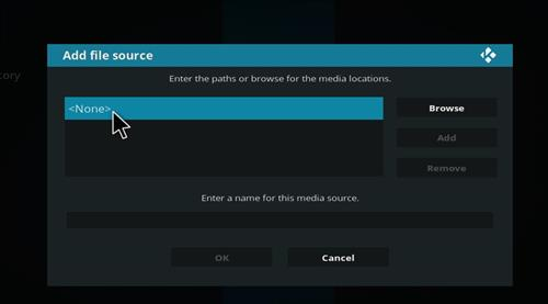 How to Install Shadows Kodi Build with Screenshots step 4