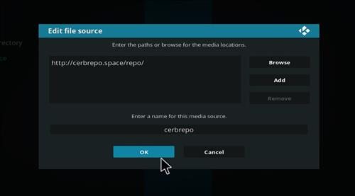 How to Install Shadows Kodi Build with Screenshots step 7