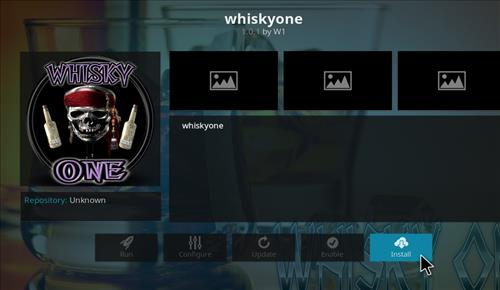 How to Install Whiskyone Kodi Add-on with Screenshots step 18