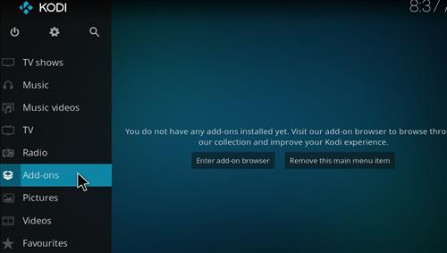 How to Install Whiskyone Kodi Add-on with Screenshots step 8