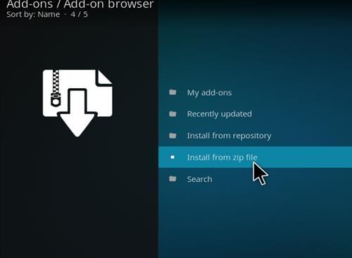 How to Install htmcTV Kodi Add-on with Screenshots step 10